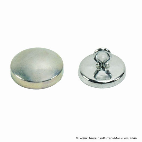 "3/4"" Fabric Button Set - American Button Machines"