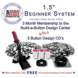 "1.5"" Beginner Button Kit"