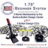 "1.75"" Beginner Button Kit"