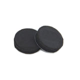 "1"" Round Adhesive Backed Magnet for 1.25"" Collet Back - 1.5"" & 1.75"" Un-Pinned Magnets"