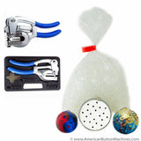 Aroma Bead Button Starter Kit - American Button Machines