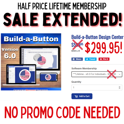 Build-a-Button Design Center - Version 6.0 Membership
