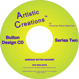 Artistic Creations Series 2 - American Button Machines
