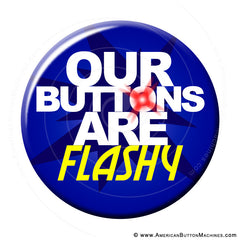 flashing buttons