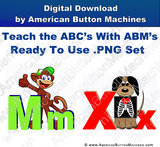 Number and Letter Download