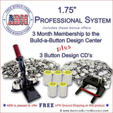 "1.75"" Professional Button Kit"