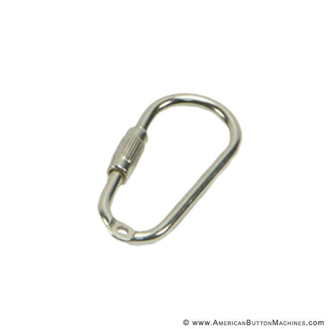 C-Hook Key Ring
