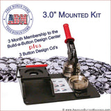 "3"" Mounted Photo Button Making Kit"