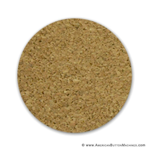 Cork Disk for 3 1/2'' Coasters - American Button Machines