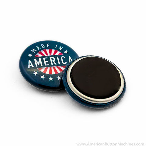 "1"" Round Magnet Set - American Button Machines"