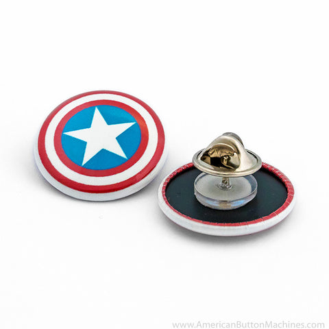 Lapel Pin Sets for Buttons - American Button Machines