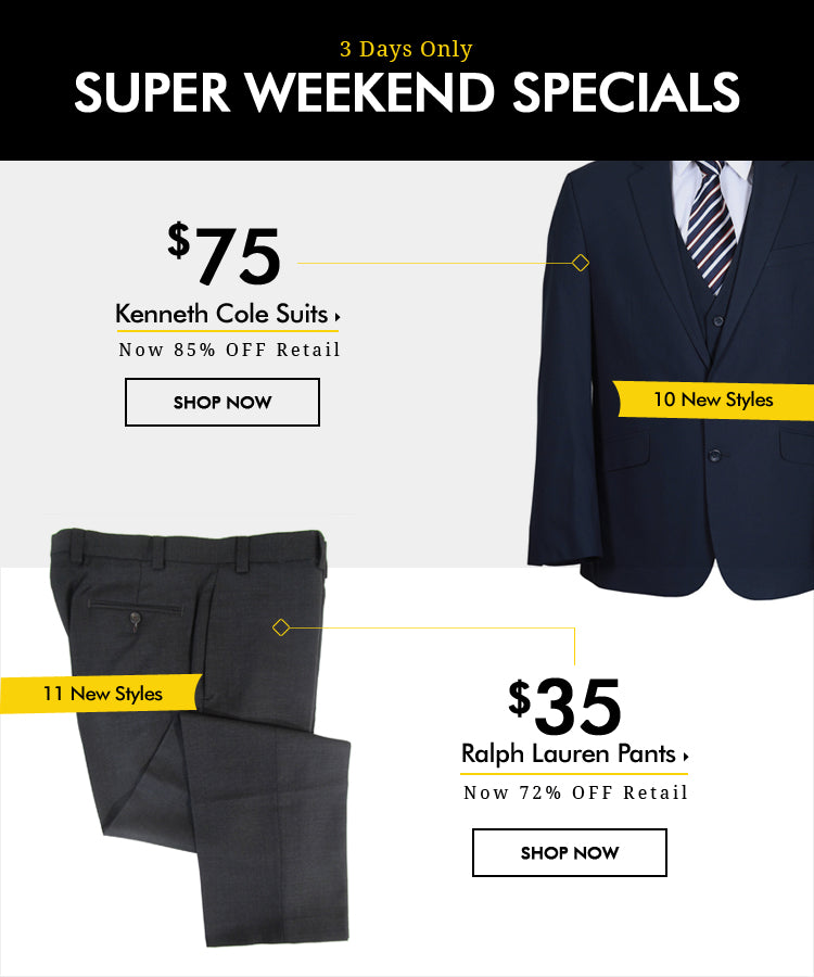 Super Weekend Specials