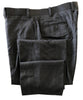 Michael Kors Mens Charcoal Gray Windowpane Wool Dress Pants 36