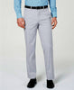 Mens Alfani Gray Shark Slim Fit Polyester Blend Dress Pants 32X32
