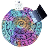 Elefant Tie Die Mandala Blanket - Katy's Princess Boutique