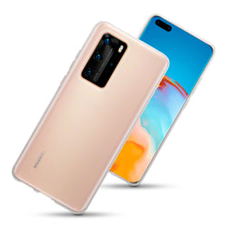 Qubits Huawei P40 Pro TPU Gel Case - Clear