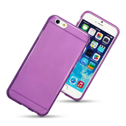 Qubits Apple iPhone 6/6S 4.7'' TPU Gel Case - Purple