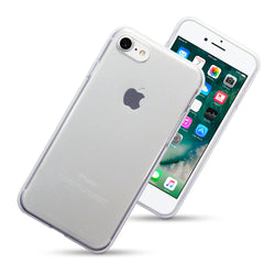 Qubits Apple iPhone 7/8 TPU Gel Case - Clear
