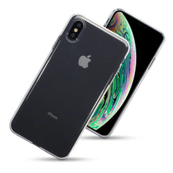 Qubits Apple iPhone XS Max TPU Gel Case - Clear