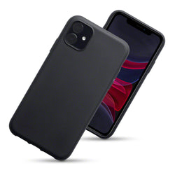 Qubits Apple iPhone 11 TPU Gel Case - Black Matte
