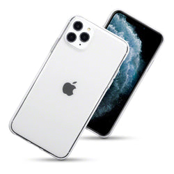 Qubits Apple iPhone 11 Pro Max TPU Gel Skin Case - Clear