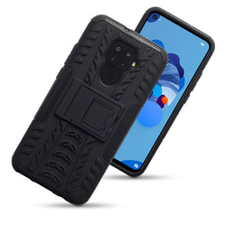 Qubits Huawei Mate 30 Lite Rugged Case - Black (CLEARANCE)