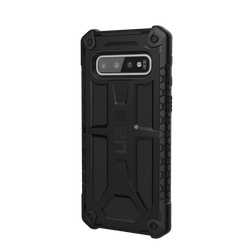 (UAG) Urban Armor Gear Samsung Galaxy S10 Monarch Case - Black