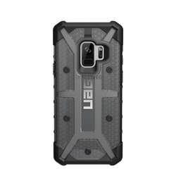 (UAG) Urban Armor Gear Samsung Galaxy S9+ Plasma Feather-Light Rugged Ash / Black Military Drop Tested Phone Case