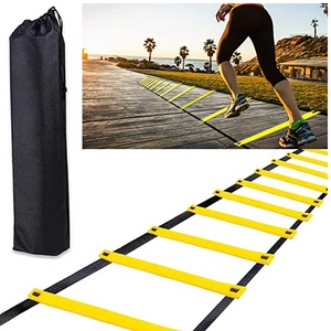 Agility Ladder Agility Training Ladder Speed Training Set with Carry Bag