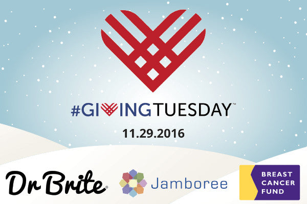 Dr. Brite Participates in Giving Tuesday