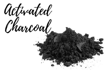 Detoxify Your Mouth with Activated Charcoal