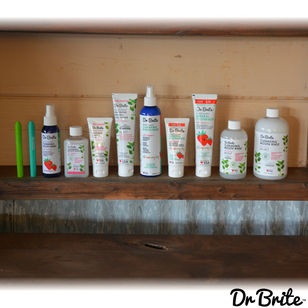Health and Beauty Influencers Love Dr. Brite Oral Care
