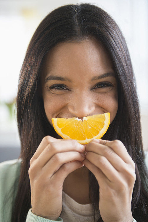 Healthier Gums Because of Vitamin C