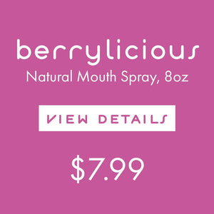 Mouthspray for Kids: Berrylicious