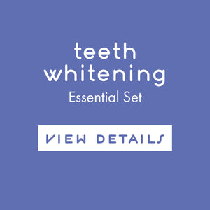 The Teeth Whitening Set