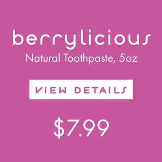 Berrylicious Toothpaste