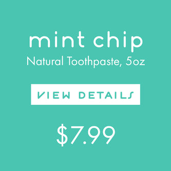 Mint Chip Toothpaste