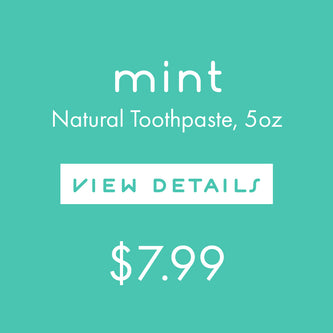 Whitening Toothpaste with Activated Charcoal