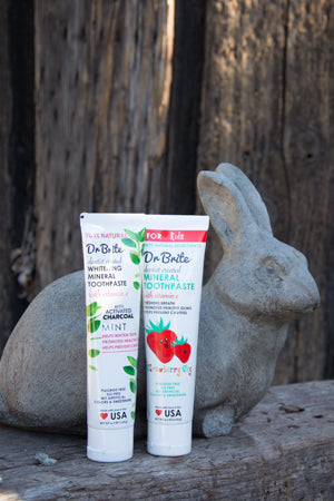 Oral Care and Skin Care Certified Cruelty-Free to Animals