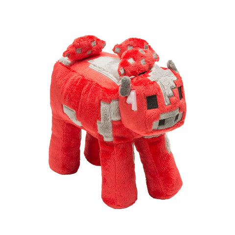 "Minecraft 9"" Mooshroom Plush"