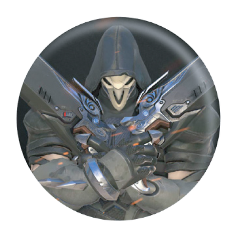 Overwatch Icon Button
