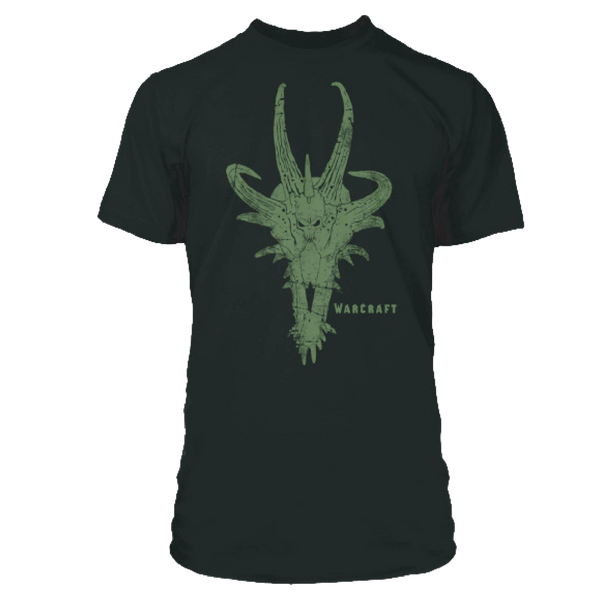 Warcraft Skull Of Gul'Dan Tee