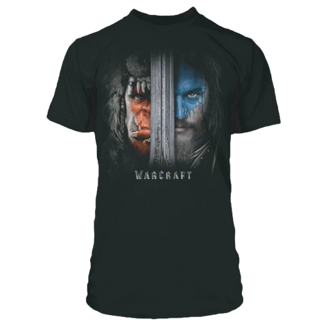 Warcraft Two Worlds One Home Tee