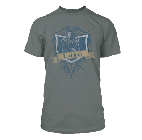 Warcraft Knight Champion Tee