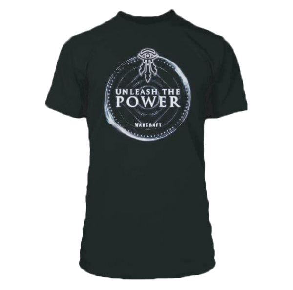 Warcraft Unleash The Power Tee