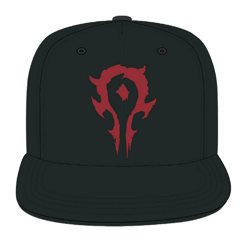 Warcraft Horde Battle Hat