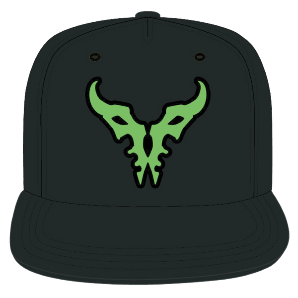 Warcraft Icon Snapback Hat