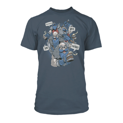 Hearthstone Everyone Get In Here Tee