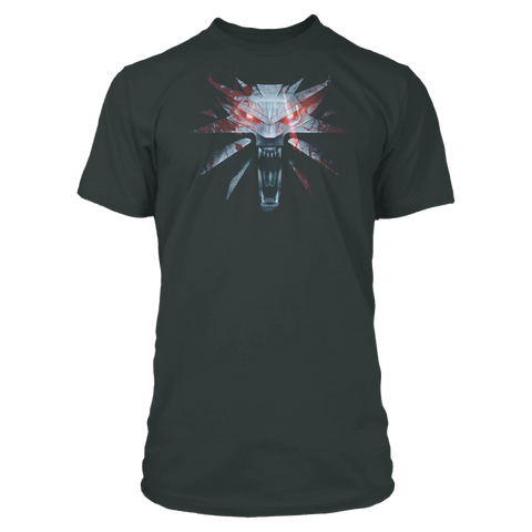 The Witcher 3 Medallion Tee