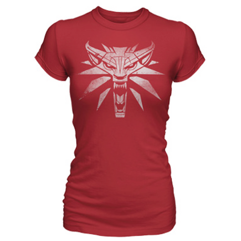 The Witcher 3 White Wolf Women's Tee